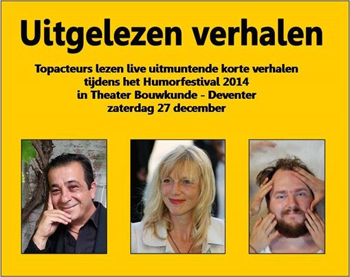 Oproep 27-12 Theater Bouwkunde