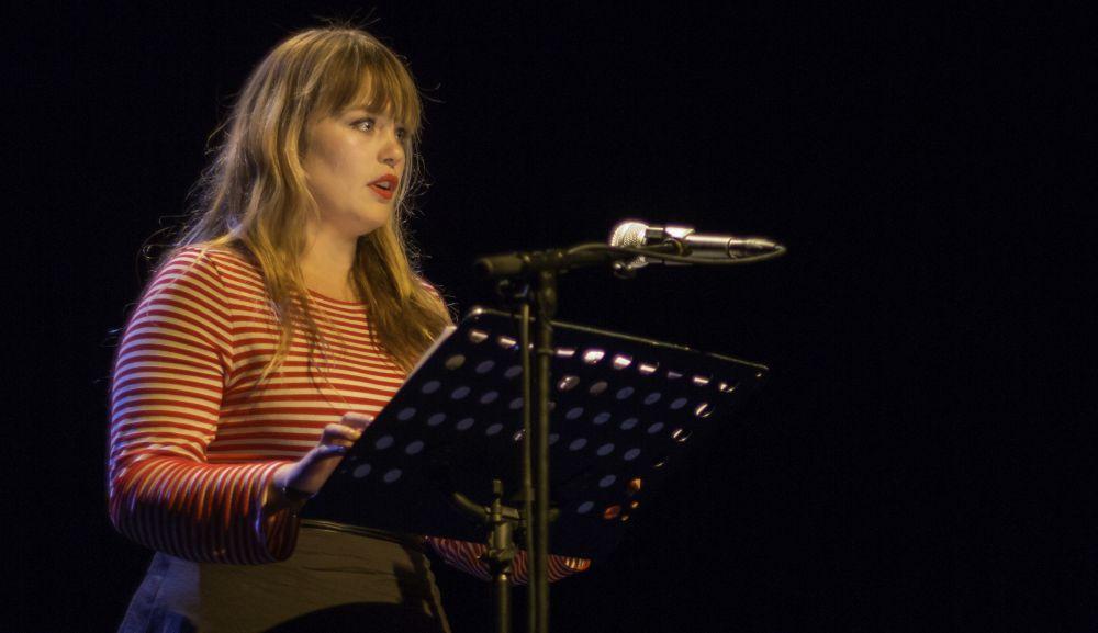 Lotte Driessen leest voor