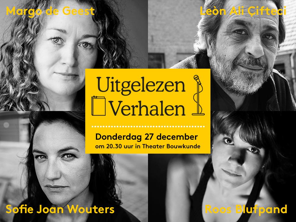 'Verscholen verleden': thema van 27 december