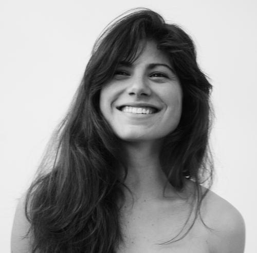 Hanna van Vliet - foto Zazie Stevens