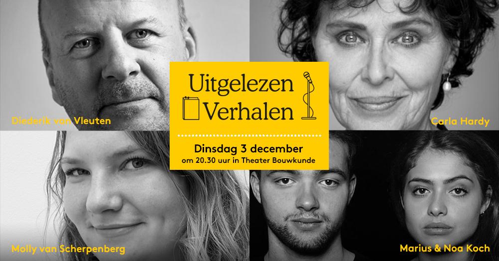 3-12: Familieverhalen met Diederik van Vleuten e.a.